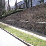 2 Retaining Wall After 1
