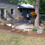 A3 Flagstone Patio