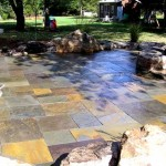 A5 Flagstone Patio