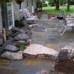 A7 Flagstone Patio